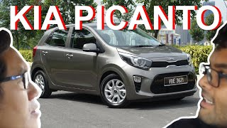 Kia Picanto 1.2 EX Review
