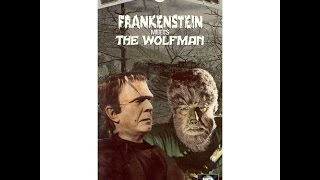Frankenstein meets the Wolfman Review 1943 Lon Chaney Jr.