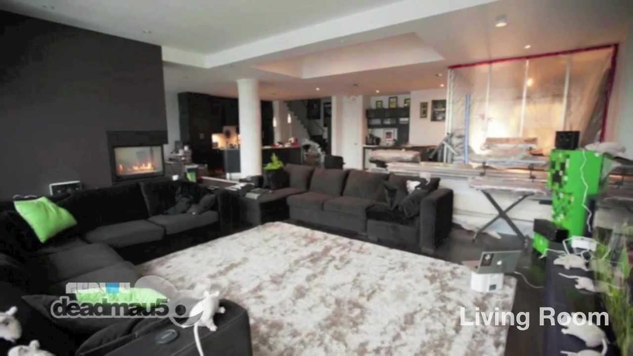 A Look At Deadmau5s Penthouse In Toronto  YouTube