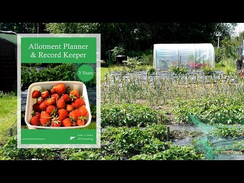 Allotment Planner And Record Keeper