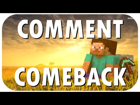 Comment Comeback: I HATE MINECRAFT