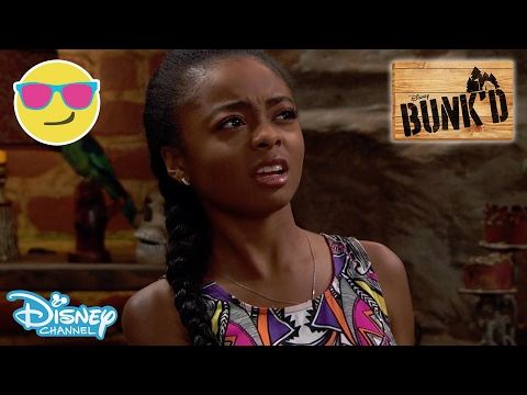 Bunk'd | The Clue Is In The Picture | Official Disney Channel UK