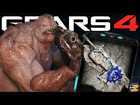 Gears of War 4 - 2 Year Anniversary, Stay Frosty Event & How to get New Heartbeat Weapon Skins!