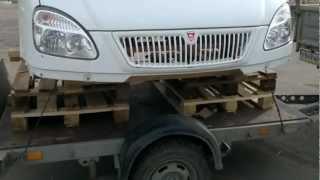 Кабина ГАЗ 3302 ГАЗель в сборе под дв.ЗМЗ 402