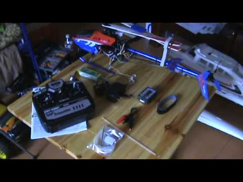 ESky Belt CP V2 600 Series Electric 3D Heli