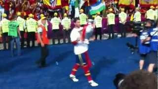 Финал Евро 2012. Испания чемпион. Кубок Евро 2012(Финал Евро 2012. Испания чемпион. Кубок Евро 2012., 2012-07-02T09:21:45.000Z)