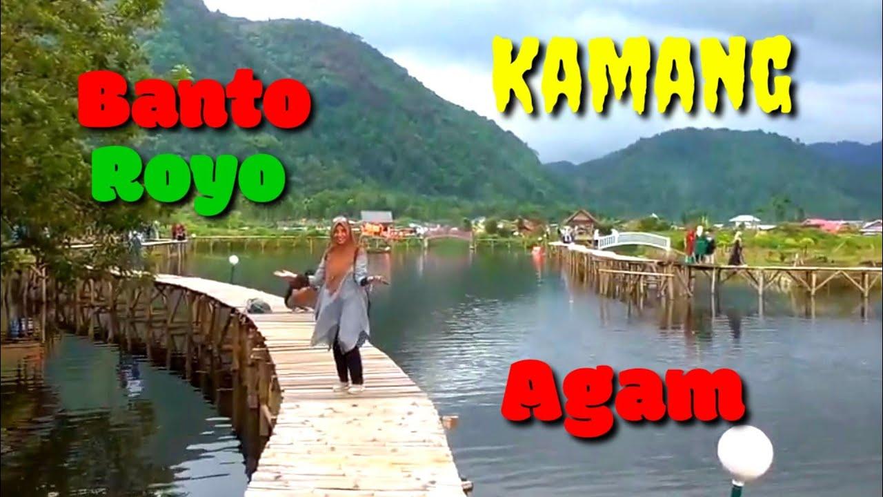 Banto Royo, Sensasi Destinasi Wisata Alam di Tilatang Kamang, Agam.  Sumatera Barat