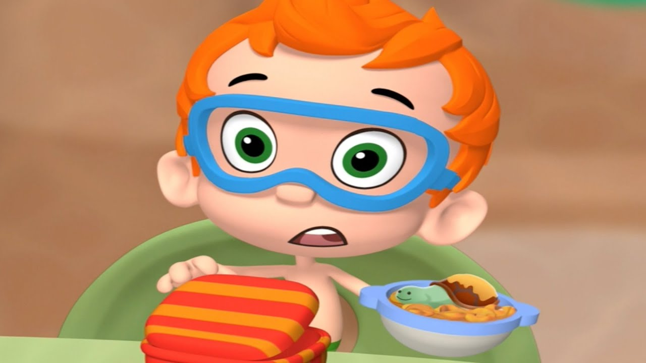 Bubble guppies youtube - Bubulles guppies ...