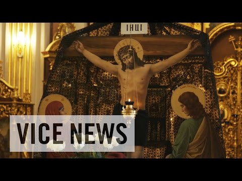 Secret Protestant Churches in Donetsk: Ukraine's Religious War