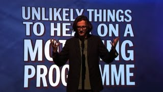 Unlikely things to hear on a motoring programme - Mock the Week: Series 12 Episode 7 - BBC Two