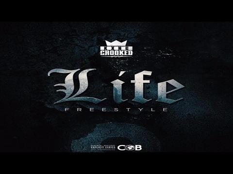 KXNG Crooked fka Crooked I - Life (Freestyle) 2017 New CDQ Dirty NO DJ @CrookedIntriago
