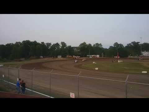 34 Raceway - Heat Race - 8/18/18