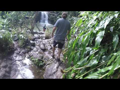 secret maui waterfall