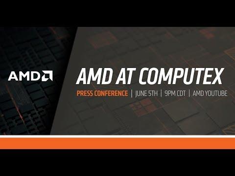 AMD at Computex 2018