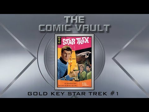The Comic Vault | Star Trek Gold Key #1