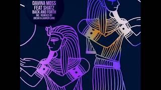 Davina Moss feat Shatz - Back Forth (Original Mix)