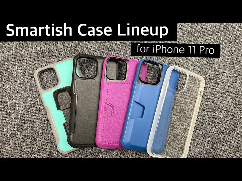 Smartish (formerly Silk) Cases For IPhone 11 Pro!