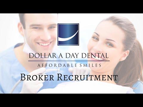 Dollar A Day Dental - Broker Recruitment