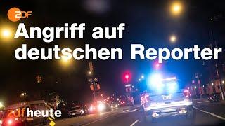 Usa: polizei attackiert deutschen ...
