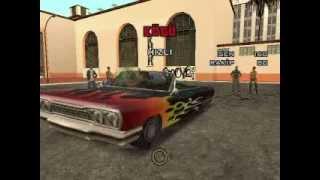 Gta Sanandreas'a Devam Ediyoruz - Araç Modifiye (Grand Theft Auto) #1