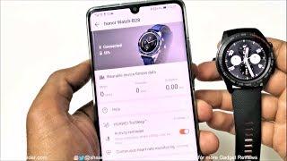 How to Setup the Huawei Watch GT / Honor Watch Magic Smartwatch