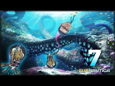 Amaz Plays: SUBNAUTICA - Part 7