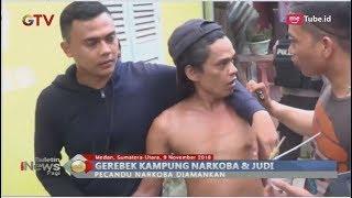 Download Video Gerebek Kampung Narkoba dan Judi di Medan, Polisi Amankan Lima Orang - BIP 09/11 MP3 3GP MP4
