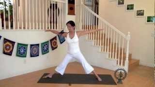 妍式瑜伽(初学者课程1)