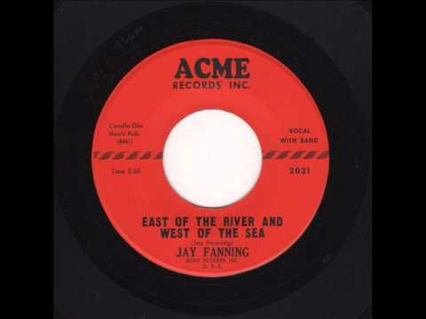 [Teener] Jay Fanning (& Grp.) - East Of The River And West Of The Sea (Acme 2031) 1961