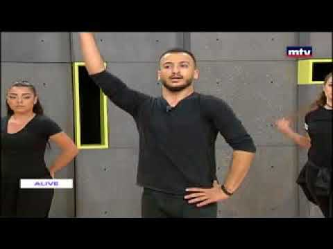 Just Dance  MTV choreography By Nidal Abou Diab, Learn Lebanese Dabke, folklore