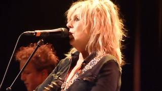 Lucinda Williams LAKE CHARLES live @ Paradiso