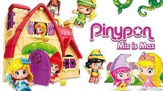 Bajkowy domek Kopciuszka  Pinypon Mix is Max