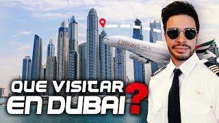 TOP 10 LUGARES QUE VISITAR EN DUBAI