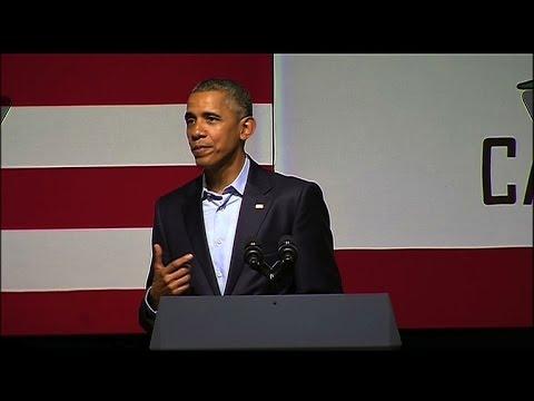 Obama advises Kanye West on 2020 White House run