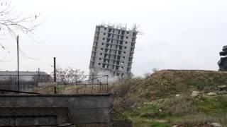 Повторный подрыв 16 этажки Севастополь thumbnail