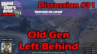 Old Gen Left Behind & Free Mode Update Thoughts - GTA Discussion #31