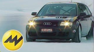 MTM Audi RS6 Clubsport: Tim Schrick bewegt den getunten Power-Kombi am Limit