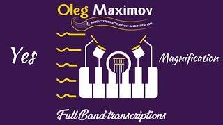 Yes - Magnification - arrangement transcription