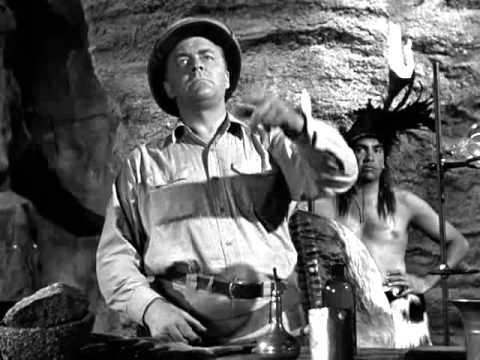 Jungle Manhunt 1951  Making Diamonds