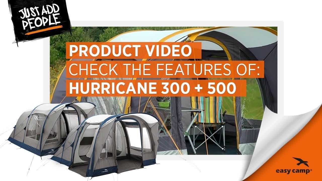 Easy Camp Air Camping Tent HURRICANE 300