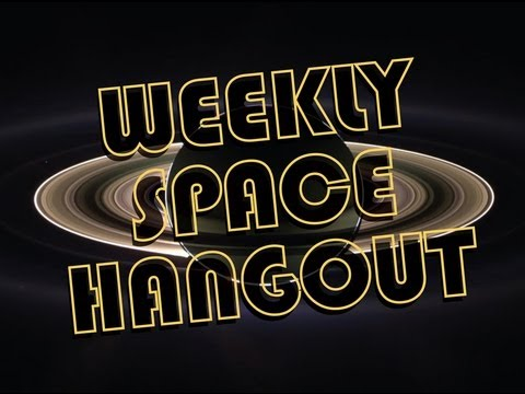 Weekly Space Hangout - Sept. 6, 2013: LADEE Launch, Chris Kraft, Life From Mars, SpaceShipTwo
