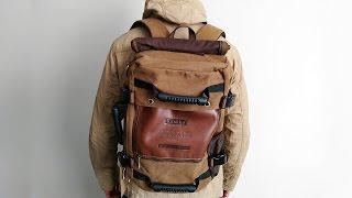 Обзор сумки-рюкзака Kaukko 18L для ноутбука