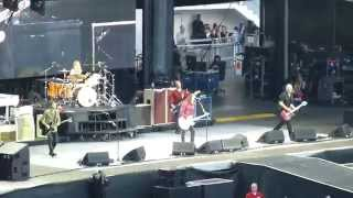 01 Everlong/Monkey Wrench/Accident - Foo Fighters - Ullevi - Gothenburg - 2015-06-12 HD