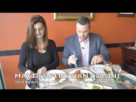 MAYTA'S PERUVIAN CUISINE in 4k UHD