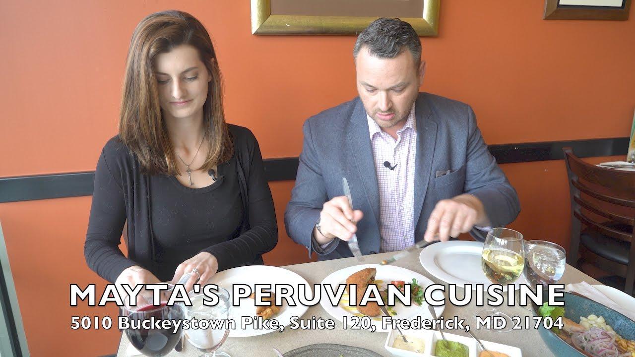 Maytas Peruvian Cuisine In 4k Uhd