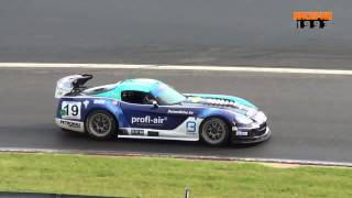 Dodge Viper Competition Coupe GT3 BRASS Racing BRCC Spa Euro Race 2013