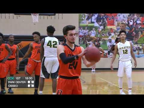 Park Center vs. Osseo Boys High School Basketball