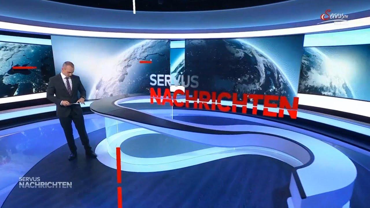 Servus Nachrichten Intro/Outro transparent