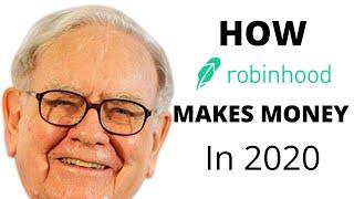 How RobinHood Makes Money | 2020 Edition