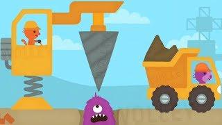 fun sago mini games fun kids build sago home construction building with sago mini trucks diggers